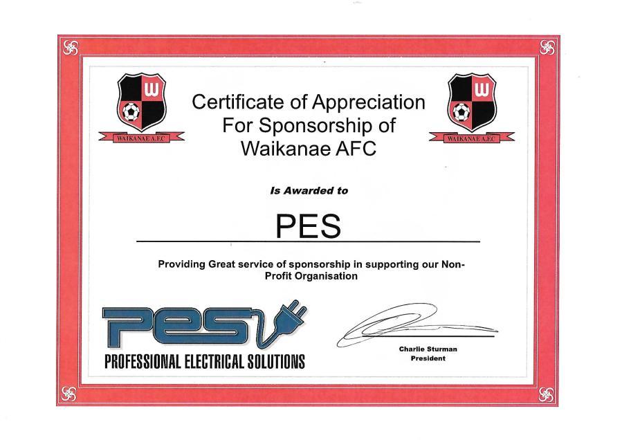 Waikanae AFC